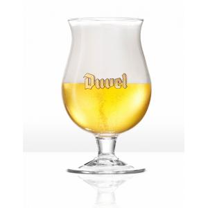 Duvel glass Old Label 33cl