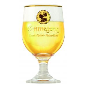 Charles Quint Ommegang glass