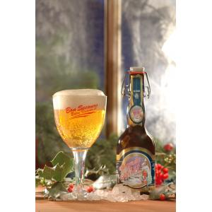 Bon Secours Blonde de Noël & glass