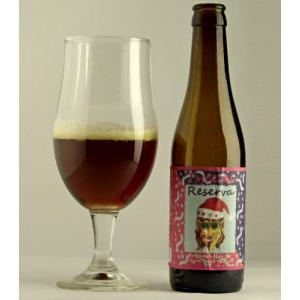 Struise Brouwers Tsjeeses Reserva Bourbon Barrel Aged 33cl