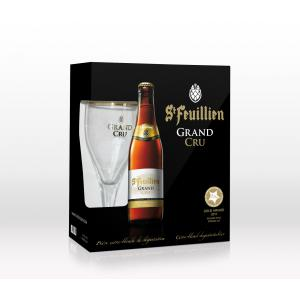St-Feuillien Grand Cru pack
