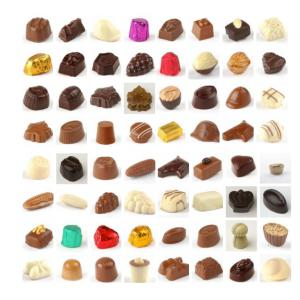 Belgian chocolates Handcraft