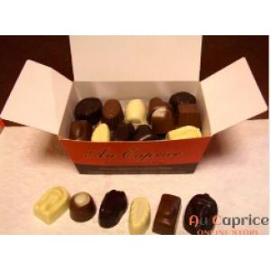 Chocolates mix box 750gr