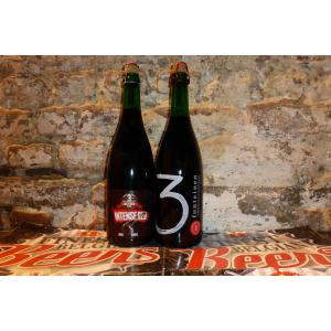 Duo 3 Fonteinen Intense Red 2016-2017 pack