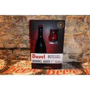Duvel Barrel Aged Bourbon #4...
