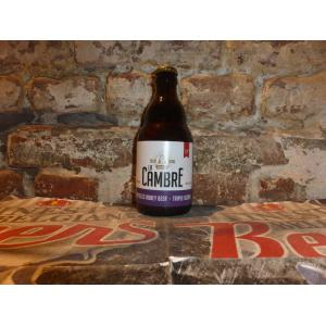 La Cambre triple blonde 33cl
